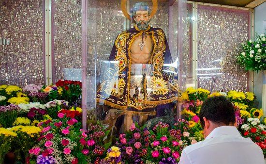 San Lazaro rezo
